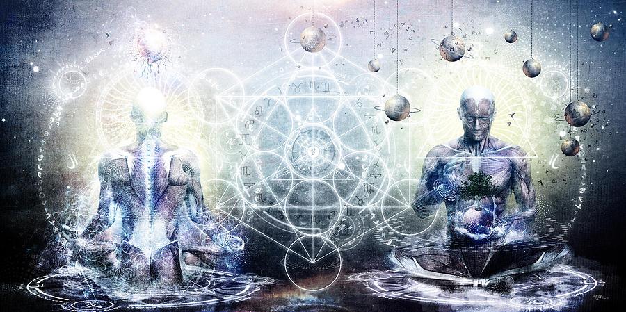 Seres cosmicos de consciencia