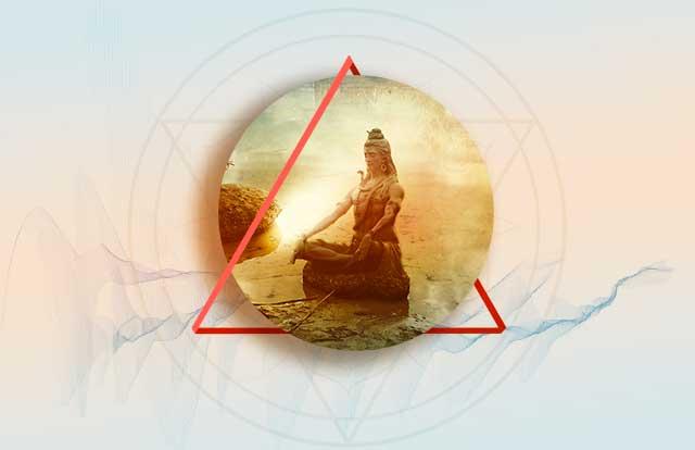 Shiva Meditando