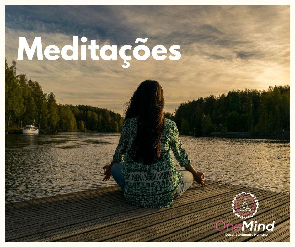 meditações onemind