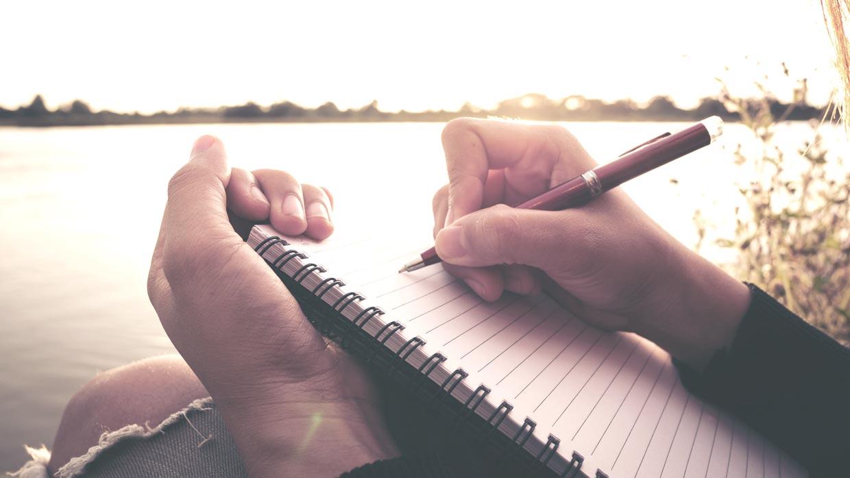 escrita intuitiva