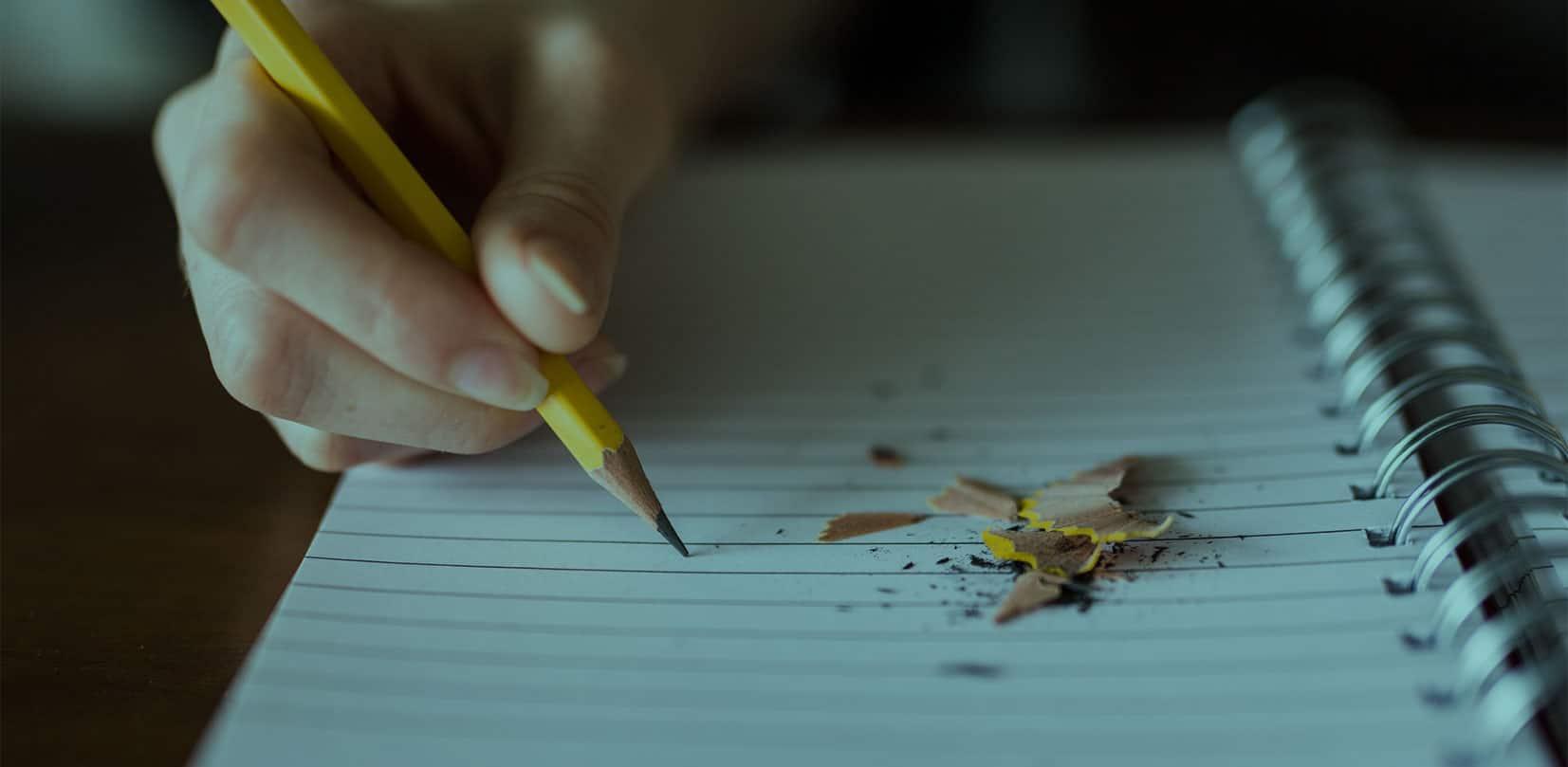 Terapia: A Escrita como ferramenta para reduzir a ansiedade
