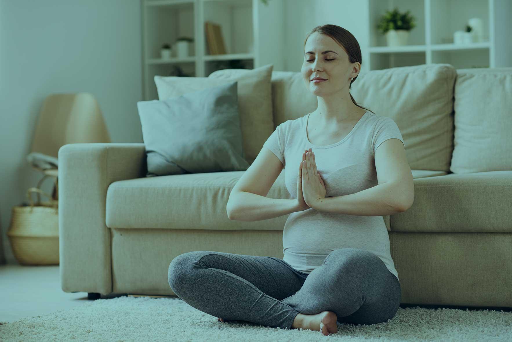 Meditação em casa: dê uma pausa no estresse